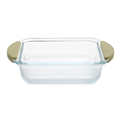 Glass baking dish small