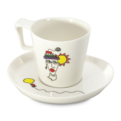 2x breakfast cup set by Codriez
